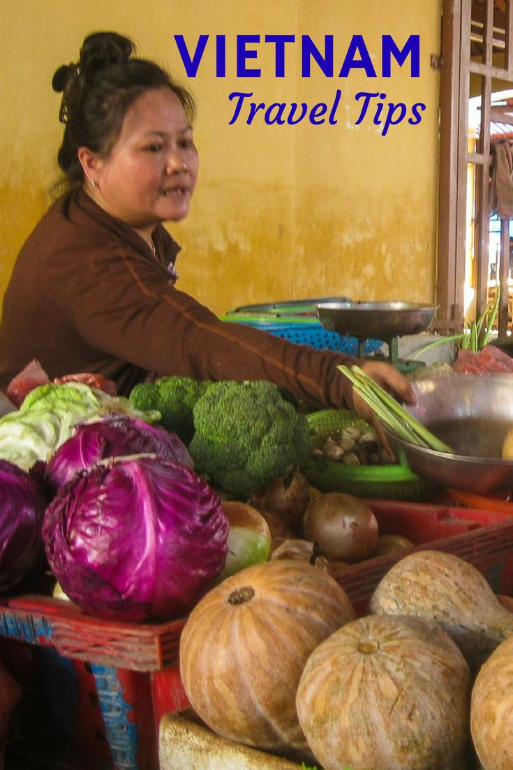 Tips for First Time Travelers to Vietnam via @travelpast50