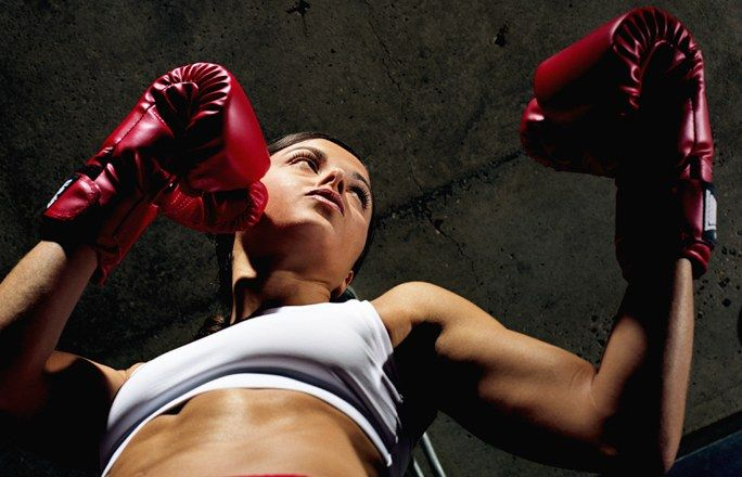 join a boxing gym