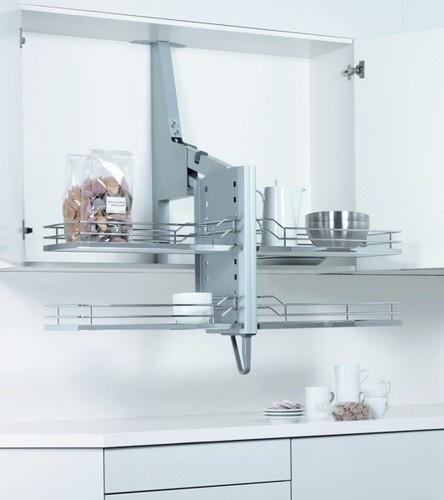 accessible design ezdown storage system kitchen cabinets richelieu