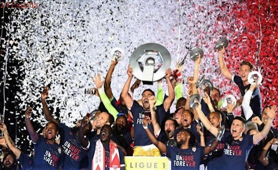 El Mónaco, campeón de la liga francesa tras 17 años de sequía
