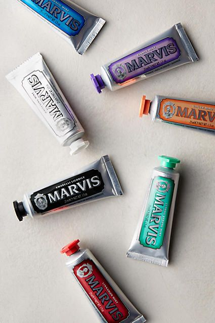Marvis Travel Toothpaste Gift Set - anthropologie.com