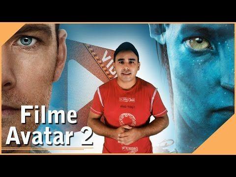 """FILME AVATAR 2 CONFIRA O LANÇAMENTO DO SEGUNDO FILME """"AVATAR 2"""" - YouTube"""