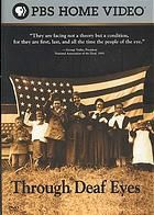 Exploring nearly 200 years of Deaf life in America, this film presents the shared experiences of American history--family life, education, work, and community connections--from the perspective of deaf citizens. Interviews include community leaders, historians, and deaf Americans with diverse views on language use, technology, and identity.