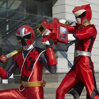 """Zyuohger"" and ""Ninninger"" Clash in Latest Super Sentai Team-Up Film                                It's a Super Sentai showdown as the heroes of Doubutsu Sentai Zyuohger and Shuriken Sentai Ninninger team up ..."