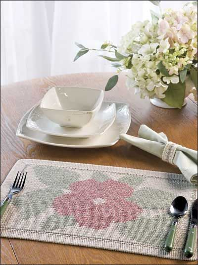 Crochet Cotton Placemat Pattern Images Knitting Patterns Free Download