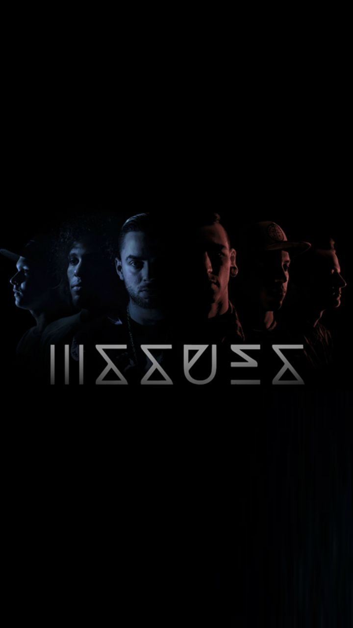 ISSUES band edit, by me self