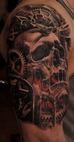 Tattoo by Ivan Yug