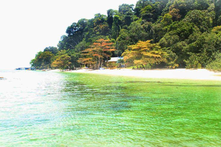 Pulau Berhala, North Sumatra