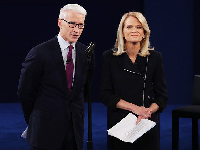 MRC's Gainor: 'Anderson Cooper Was Biased'; Martha Raddatz 'Decided She Wanted to Run for President'