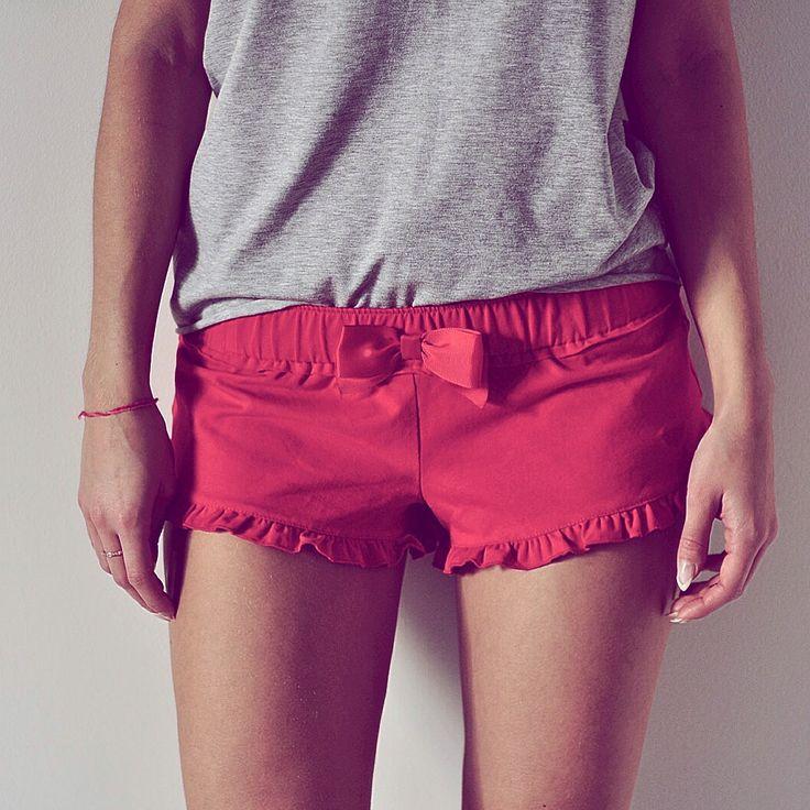 Sleep shorts by HIBOU sleepwear 💕