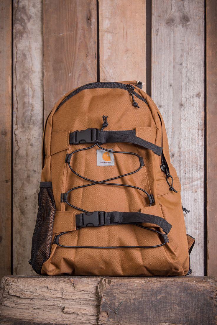 http://rubies.work/0873-ruby-pendant/ Carhartt Kickflip Backpack - Hamilton Brown - Backpacks - The Priory - 1
