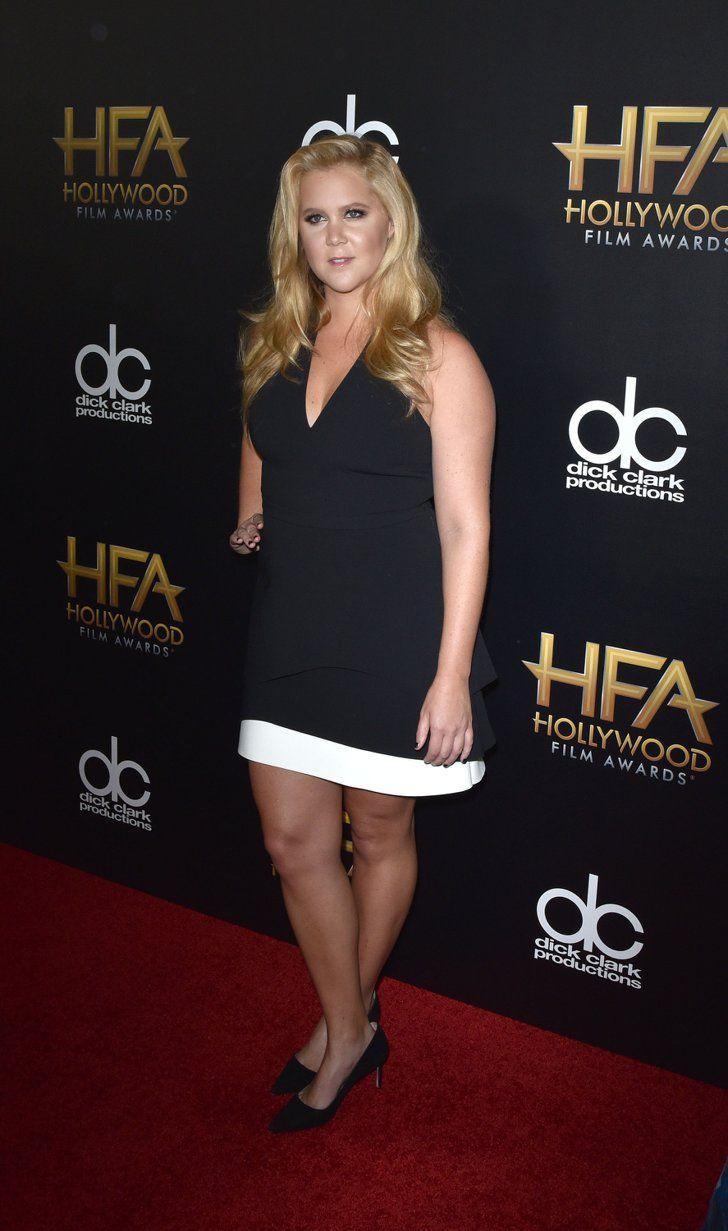 Pin for Later: La Liste des Invités des Hollywood Film Awards Était Plus Impressionnante Que Celle des Oscars Amy Schumer
