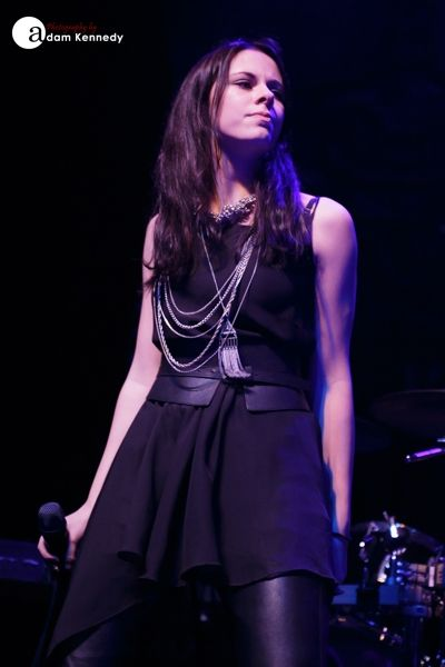 Jennifer Haben (Beyond the Black) | Heavy Metal ...  Jennifer Haben ...