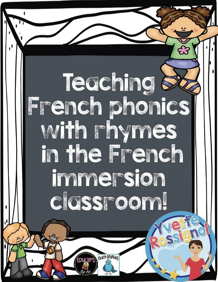 Enseigner par la comptine...amusant et engageant!!
