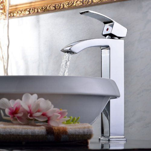 LightInTheBox Single Handle Centerset Bathroom Countertop Vessel Sink Lavatory Faucet, Chrome, http://www.amazon.com/dp/B0058SDXAS/ref=cm_sw_r_pi_awdm_pVHntb1BAZAMS