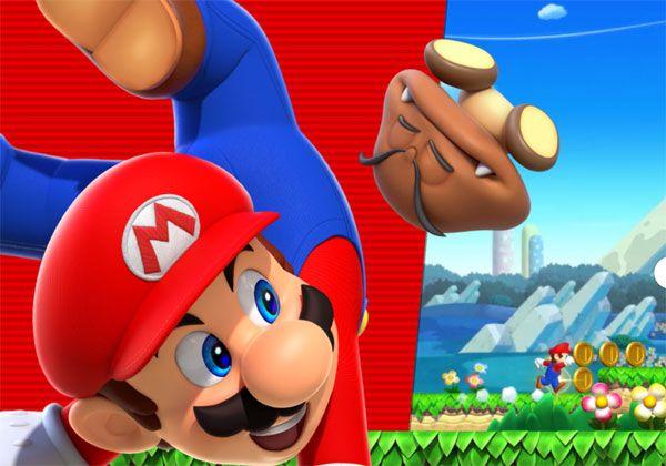 Super Mario Run arrive enfin sur Android