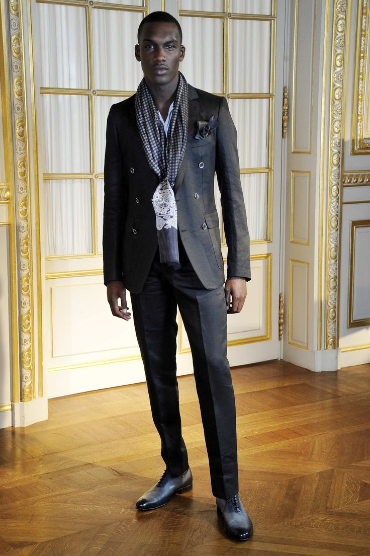 Paris Men S Fashion Week Smalto Spring Summer 2017 Show