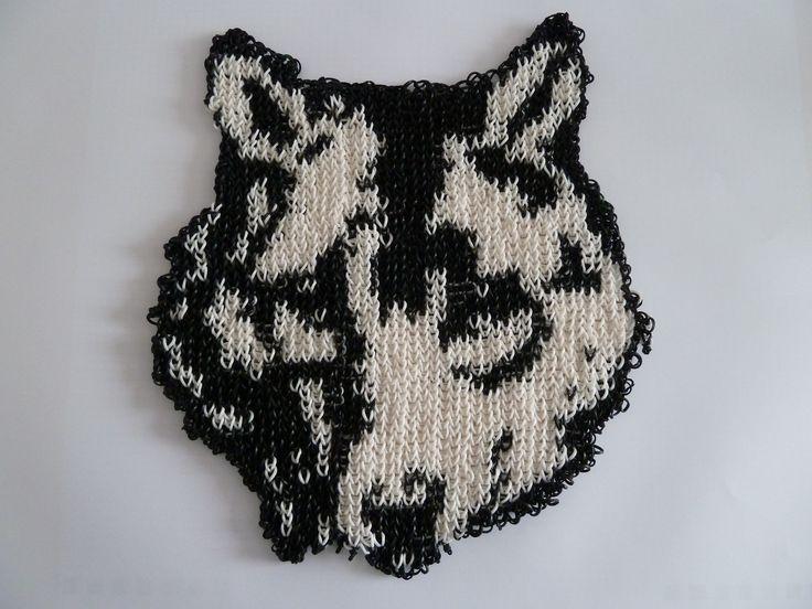 Wolf 2731 Looms und 50x55 Pins groß