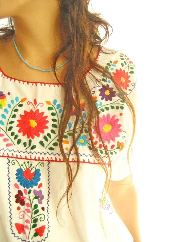crazy about embroidered tunics.
