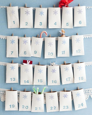 Toilet paper rolls turned into pockets. This is a holiday idea but I could totally use this in the classroom as well!