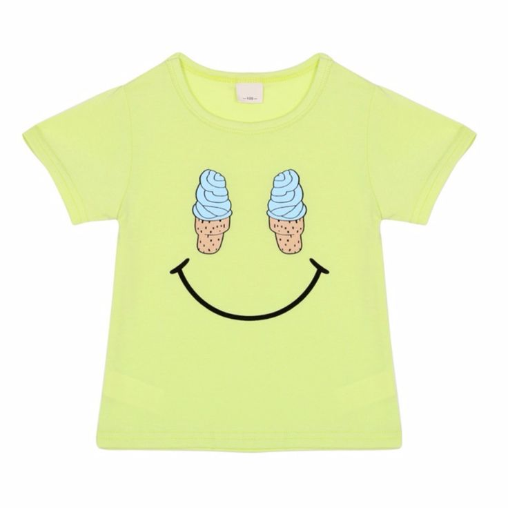 Smile Pineapple Beard Watermelon Clothing Boys Girls Cotton T Shirt Kids Top Clothes //Price: $US $2.26 & FREE Shipping //     #beauty