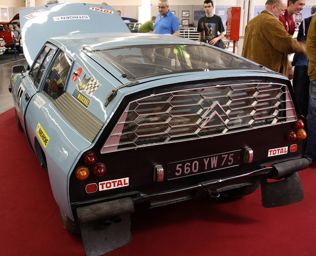 Citroen SM (shortened) Rally Car - Impossible not to love this car!