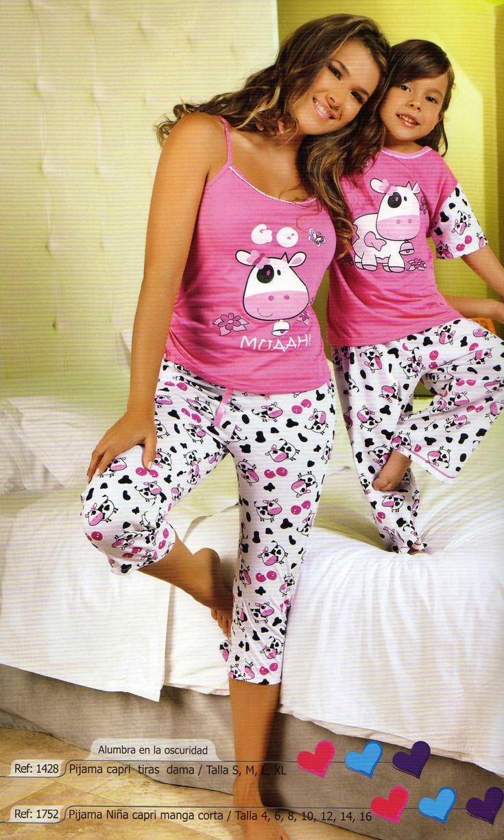 women pijama: $20  Size: S  to XL   Colors: pink - blue - purple    Girls pijama: $17  Size: 4 to 16  Colors: pink - blue - purple