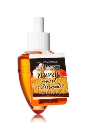 Pumpkin Spiced Cheesecake Wallflowers Fragrance Refill - Home Fragrance 1037181…