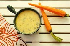 Supa cremoasa de pui