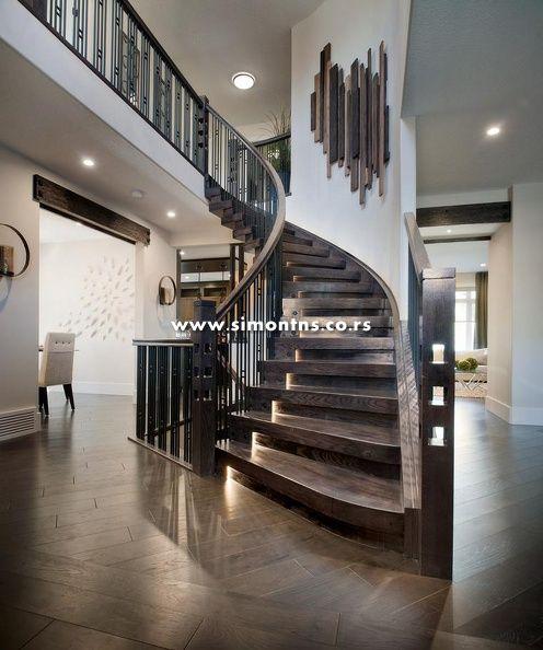 Treppenwände, Treppen Design, Holzbretter, Innendekoration, Treppen,  Renovierungen, Für Zu Hause, Treppe