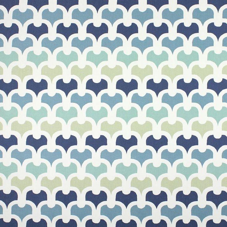 Warwick Fabrics : PEMBURY, Colour COLONIAL