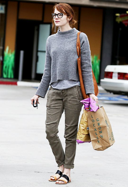 Out & About for groceries with her brother | Malibu | March 11 2015