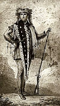 Meriwether Lewis was not formally educated, but acquired distinct wilderness skills from his country background that helped him on his famous expedition.