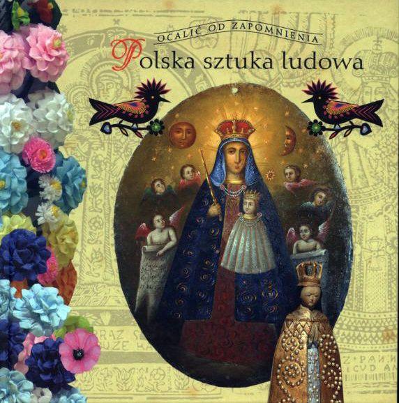 Polska sztuka ludowa, Muza