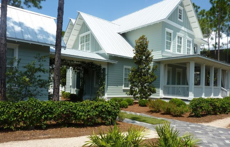 31 best ideas for home images on pinterest house porch for Watercolor florida house plans