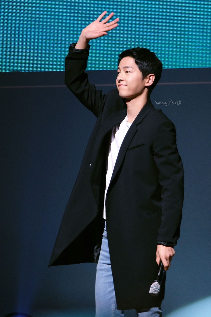 Song Joong Ki's Seoul Fan Meet (UPDATED 2x) | Couch Kimchi