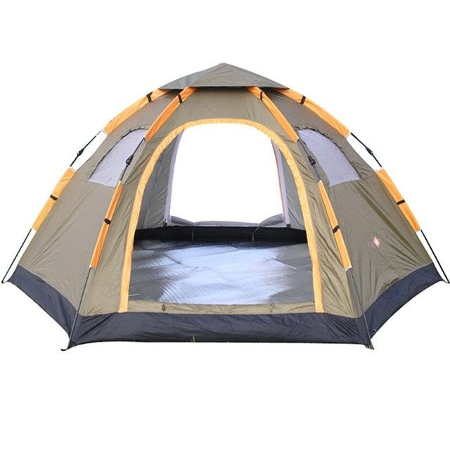 Instant Family Tent - 6 Person Large Automatic Pop Up Waterproof