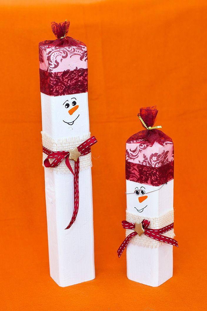 OZ inalt. Adica Om de zapada inalt, cu familie. Lemn reciclat din amenajare casa, vopseluri acrilice, decoratiuni, diferite modele. Inaltime: 24-40 cm. pret 25 lei/bucata. Idea, handpainted, handmade, wood, wood crafts, reclaimed, diy, decor, diyromania, shabby chic, Christmas, decorations.