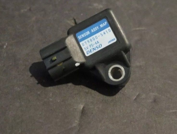 01-05 Civic MAP Sensor 079800-5410 OEM Denso Pressure Accord Odyssey TL RSX  MDX    eBay