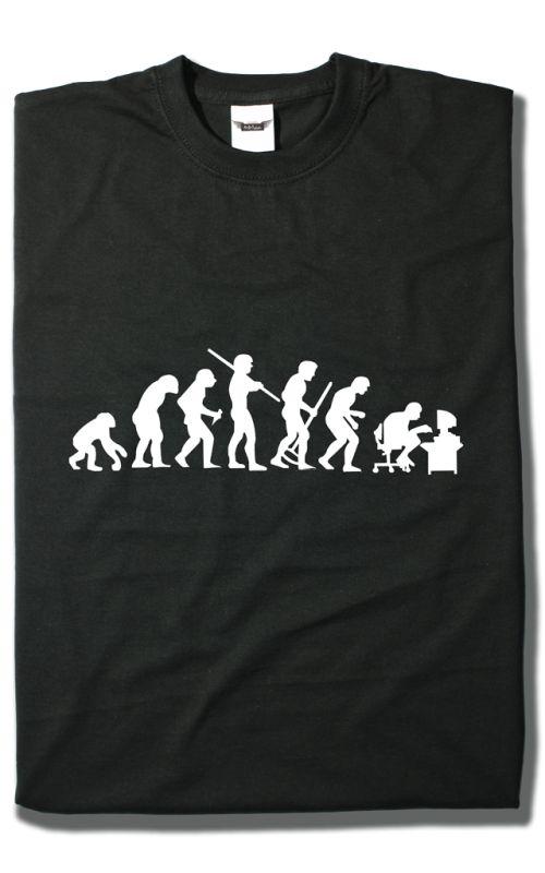 La evolución al más estilo geek.....