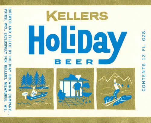 Kellers Holiday Beer: Beer Getcolltype Categoryname, Vintage Potosi, Vintage Beer, Beer Labels, Holiday Beer, Beer Vintage, Potosi Beer, Company Beer