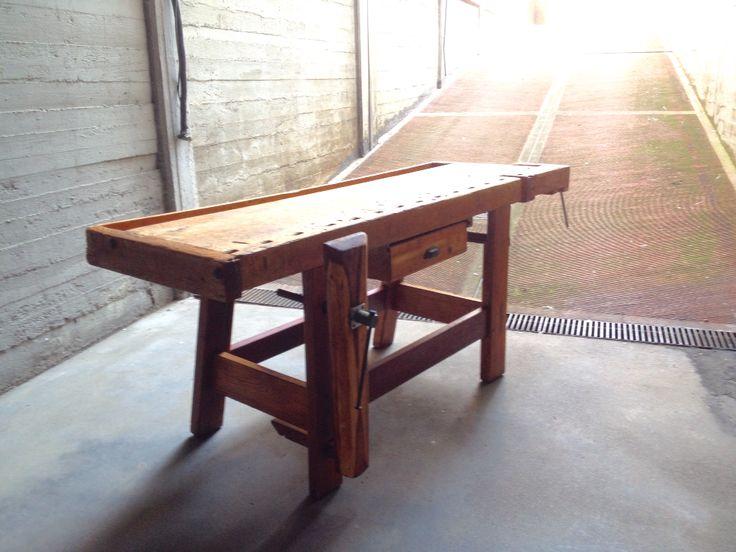 Oltre 1000 idee su tavolo casa di campagna su pinterest - Tavolo da falegname ...