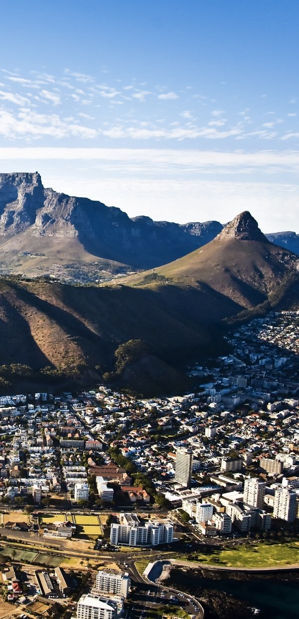 Table Mountain, #SouthAfrica South Africa Airlines #Visit The Best African Travel Agency on http://goo.gl/ahuNzF