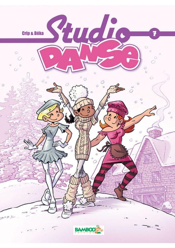Tome 7 : Studio Danse