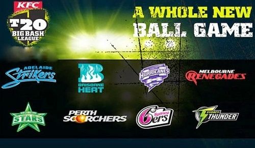 Big Bash League 2015-16 All Teams Squad, Players, Coach - T20 Wiki