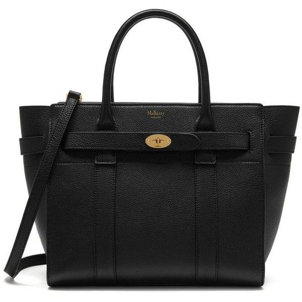 Mulberry Small Zipped Bayswater ($1,245) ❤ liked on Polyvore featuring bags, handbags, flap purse, zip close bags, zipper bag, flap handbags and zip bag
