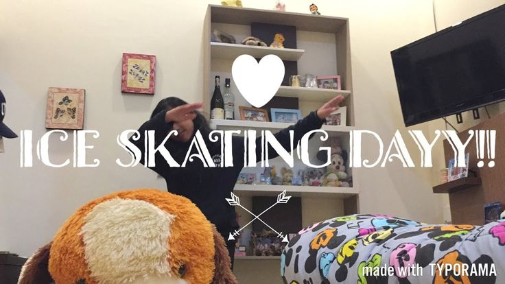 #GVLOG4 - Skating, Make-Up Haul, Making Slime
