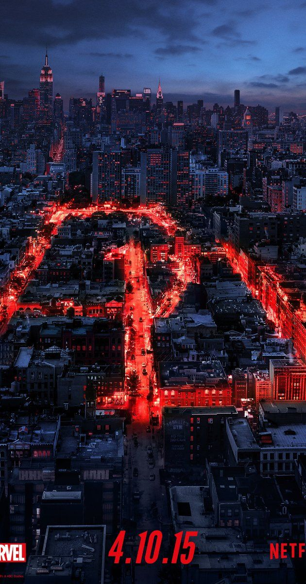 Daredevil (2015– ) With Charlie Cox, Deborah Ann Woll, Elden Henson, Rosario Dawson. A blind lawyer with his other senses superhumanly enhanced fights crime as a costumed superhero.