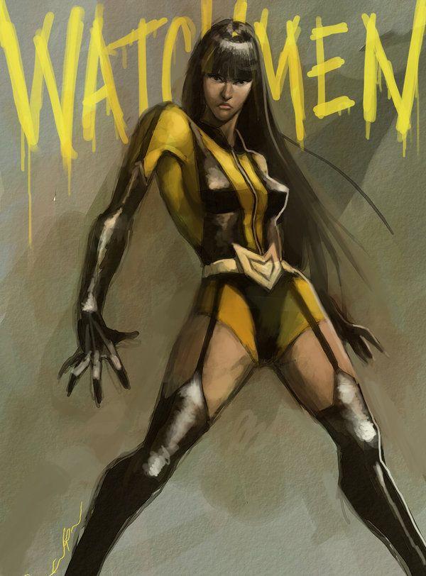 43 best Comic Art: Watchmen images on Pinterest | Comics ...