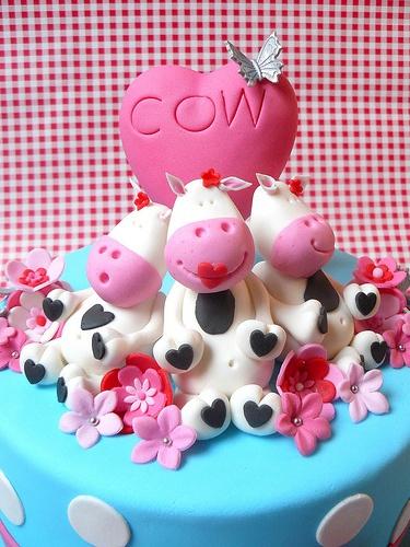 vacas coquetas